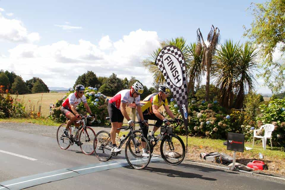 BDO Cycle Challenge reaches final destination