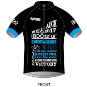2017 Wellington to Auckland Event Jersey