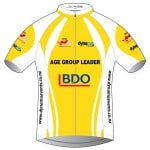 Wellington to Auckland Age Group Leader Jersey