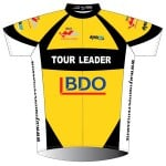 Wellington to Auckland Tour Leader Jersey