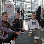 W2A Launch Breakfast 2016 - Cyclist