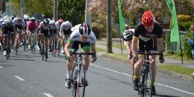Sprint Finish Race1 TC