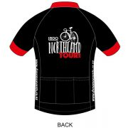 Dynamo Events - Tour of Northland - Jersey 2017 - Back