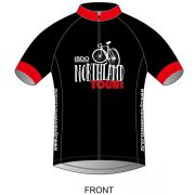 Dynamo Events - Tour of Northland - Jersey 2017 - Front