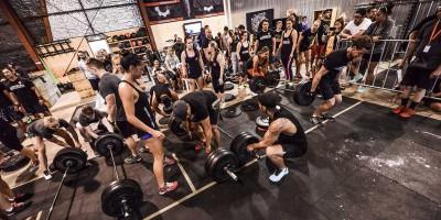 CrossFit Taurus New Zealand Nationals