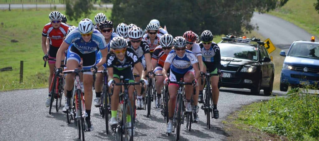 Waikato Championships Cycling event