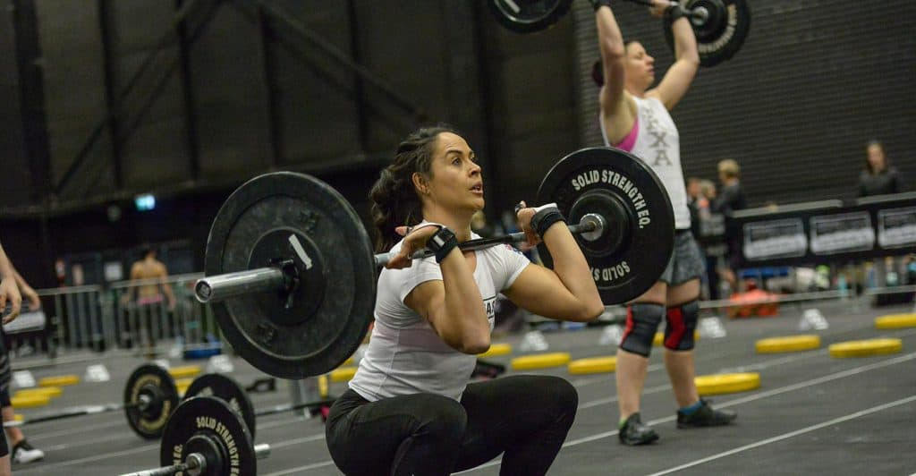 NZ Nationals Crossfit Individual Event