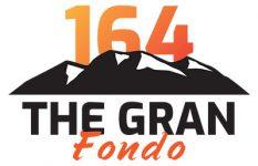 Ruapehu Gran Fondo - Course The Gran Fondo 164 Logo