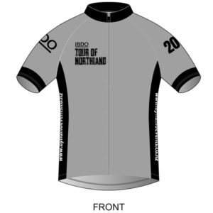 Dynamo Events - Tour of Northland - Jersey 2019 - Front