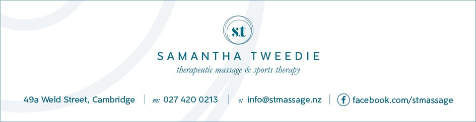 Samantha Tweedle Massage