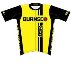 Team Championship Jersey - Burnsco Gold