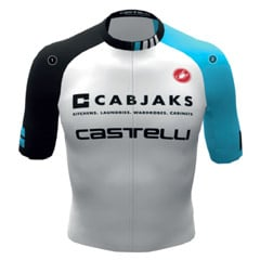 Team Championship Jersey - Cabjaks - Castelli