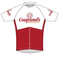Team Championship Jersey - Coupland Bakeries