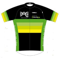 Team Championship Jersey - Dept of Cycling