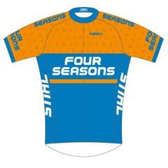 Team Championship Jersey - Four Seasons / Otorohanga Collision Repairs