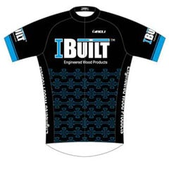 Team Championship Jersey - Ibuilt Racing