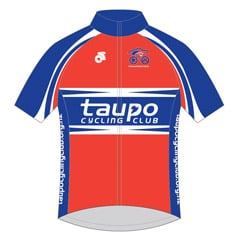 Team Championship Jersey - Taupo Cycling Club