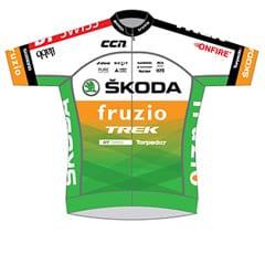 Team Championship Jersey - Team Skoda - Fruzio