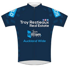 Team Championship Jersey - Troy Restieaux Real Estate