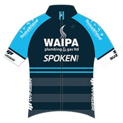 Team Championship Jersey - Waipa Plumbing and Gas / Spoken Cycles