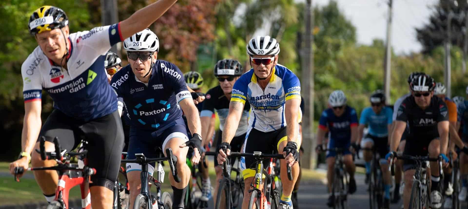 Dynamo Events - New Zealand Gran Fondo
