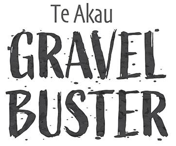 Te Akau Gravel Buster logo