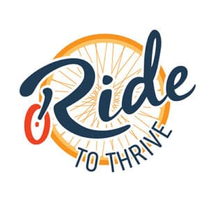 New Zealand Gran Fondo - Ride to Thrive logo
